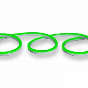 Led Neon Flex 220V Πράσινο Dimmable
