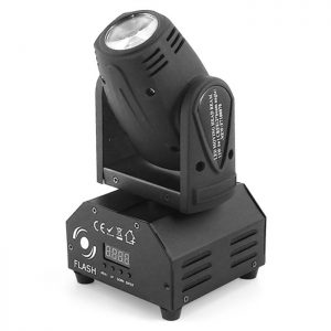 led moving head 12w rgbw 4in1