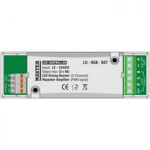Led Ενισχυτης Σήματος LD-RGB-BST-εσωτερικό