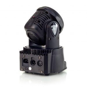 led ρομποτική κεφαλή 5x15w 5in1 rgbw+uv
