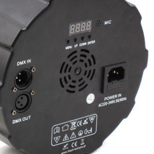 led par 64 18x10w rgbw 4in1