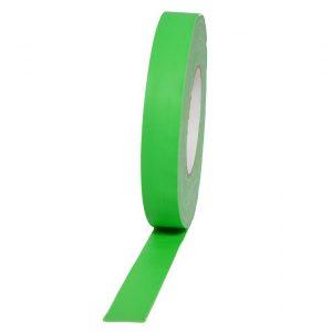 ταινια-gaffer 25x50mm φωσφοριζέ πράσινη