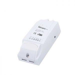 Ηλεκτρονικός διακόπτης WiFi 220V 16A διπλού καναλιού