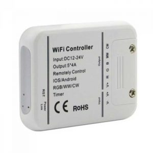 WI-FI Controller συμβατό με Amazon Alexa & Google Home