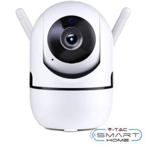 Κάμερα εσωτερικού χώρου 1080p IP με λειτουργία Auto Track Πρίζας